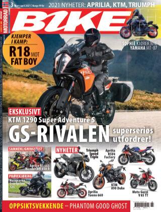 Bike powered by Motorrad Norway 2021-03-04
