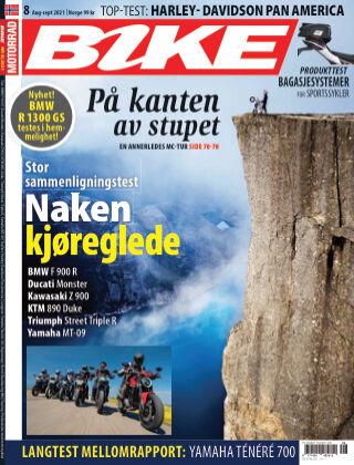 Bike powered by Motorrad Norway 2021-07-22