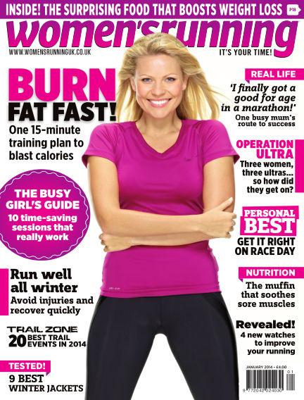 Women's Running November 28, 2013 00:00