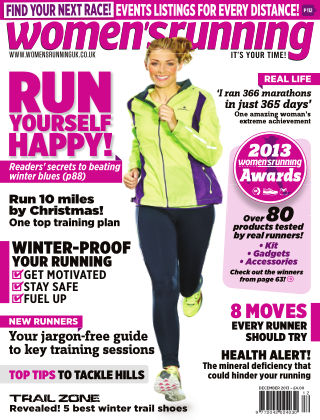Women's Running December 2013
