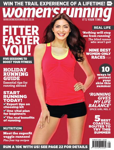 Women's Running June 26, 2014 00:00