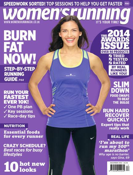 Women's Running October 30, 2014 00:00