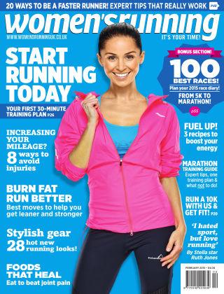 Women's Running February 2015