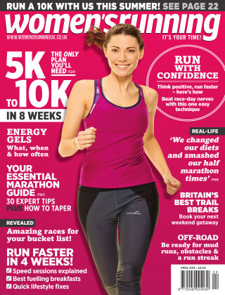 Women's Running April 2015
