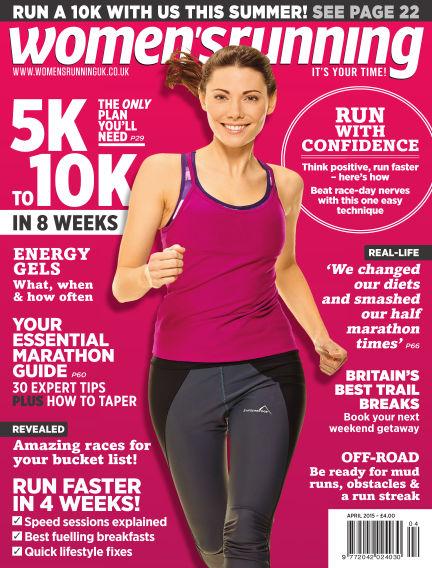 Women's Running February 26, 2015 00:00