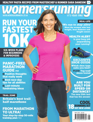 Women's Running May 2015