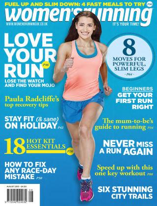 Women's Running August 2015
