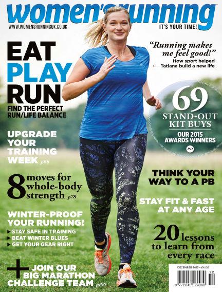 Women's Running October 29, 2015 00:00