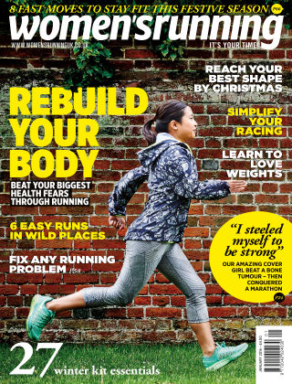 Women's Running January 2016
