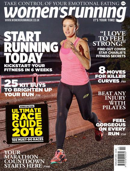 Women's Running December 29, 2015 00:00