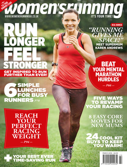 Women's Running January 28, 2016 00:00