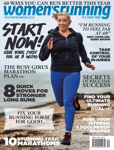 Women's Running February 25, 2016 00:00