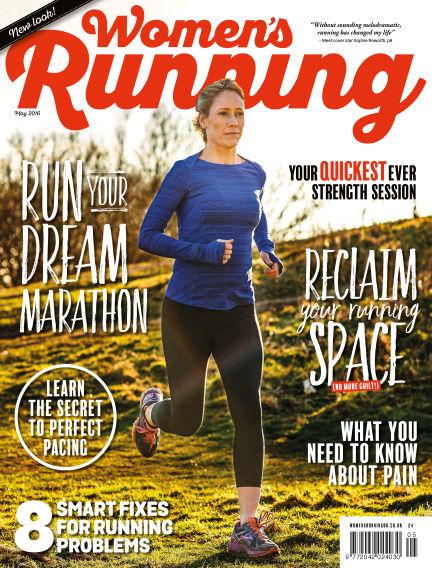 Women's Running March 31, 2016 00:00
