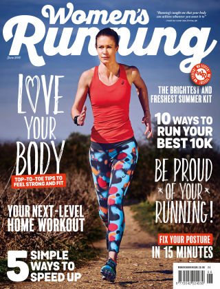 Women's Running June 2016