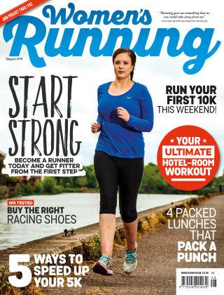 Women's Running August 2016
