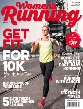 Women's Running September 2016