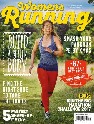 Women's Running December 2016