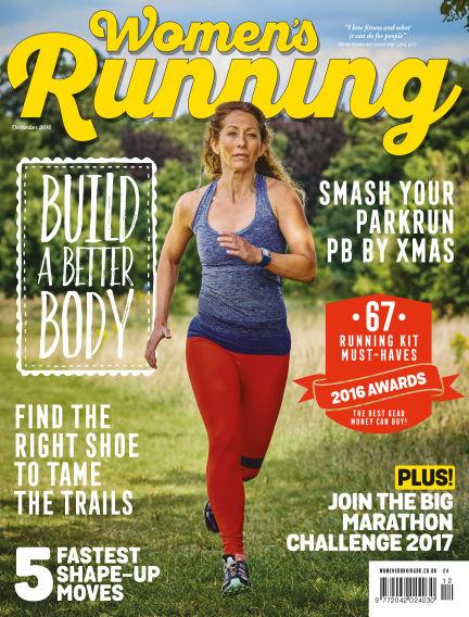Women's Running October 27, 2016 00:00