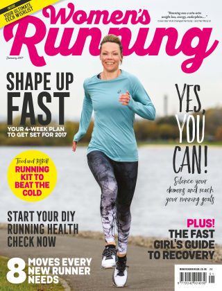 Women's Running January 2017