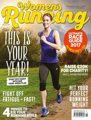 Women's Running February 2017