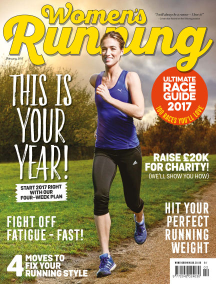 Women's Running December 29, 2016 00:00
