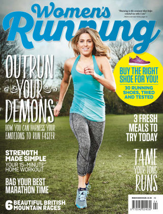 Women's Running April 2017