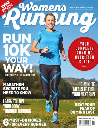 Women's Running May 2017