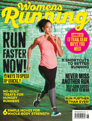 Women's Running June 2017