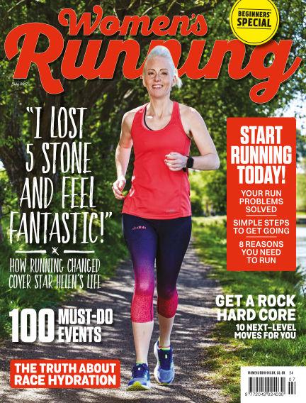 Women's Running May 25, 2017 00:00