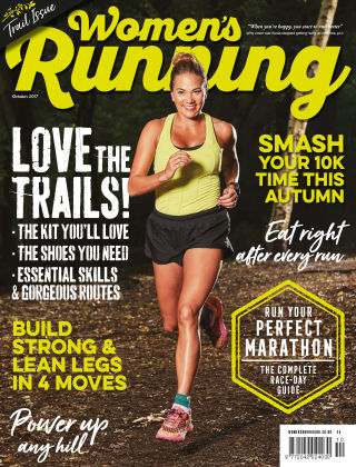 Women's Running October 2017