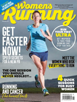 Women's Running November 2017