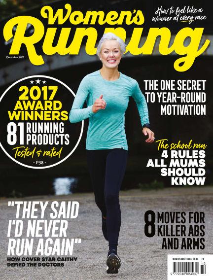 Women's Running October 26, 2017 00:00