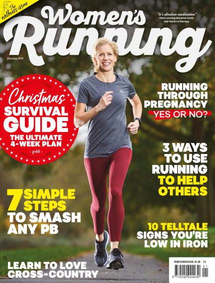 Women's Running November 30, 2017 00:00