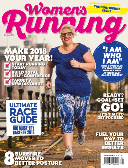 Women's Running December 28, 2017 00:00