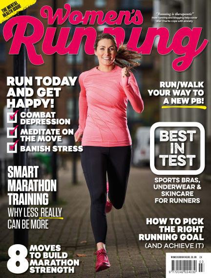 Women's Running January 25, 2018 00:00