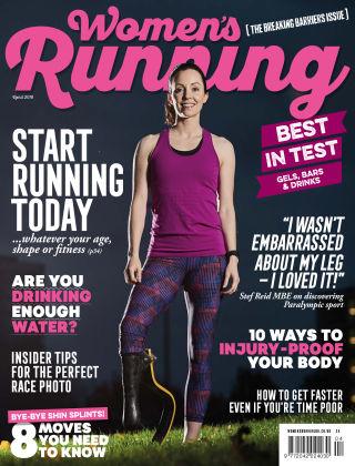 Women's Running 2018-02-22