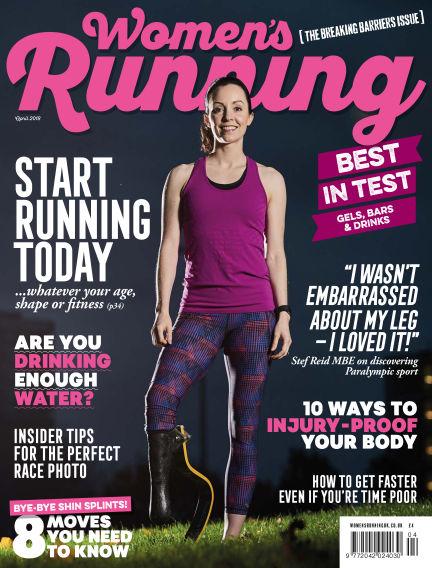 Women's Running February 22, 2018 00:00