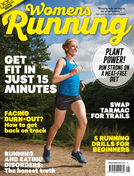 Women's Running June 28, 2018 00:00