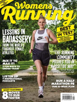 Women's Running 2018-07-26