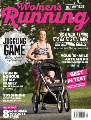 Women's Running October 2018