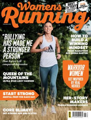 Women's Running NOVEMBER 2018