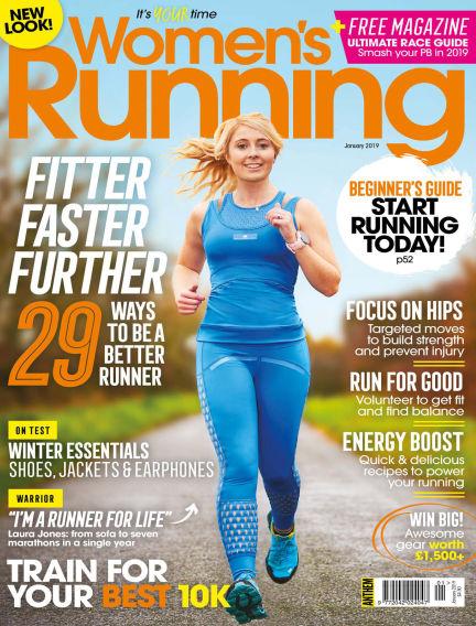 Women's Running December 28, 2018 00:00