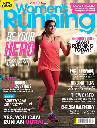 Women's Running ISSUE 110