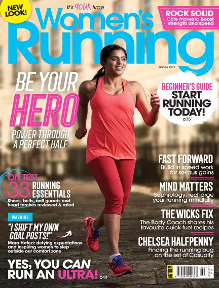 Women's Running January 31, 2019 00:00