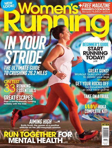 Women's Running February 28, 2019 00:00