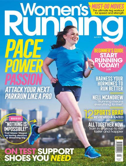 Women's Running March 28, 2019 00:00