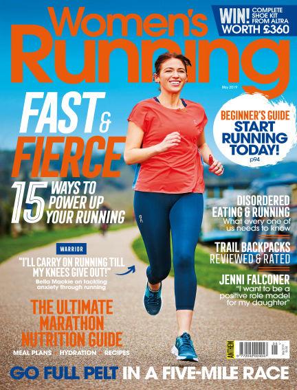 Women's Running April 25, 2019 00:00