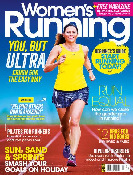Women's Running May 30, 2019 00:00