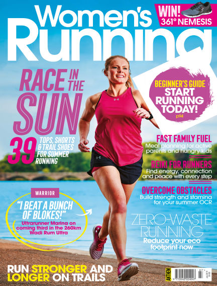 Women's Running June 26, 2019 00:00