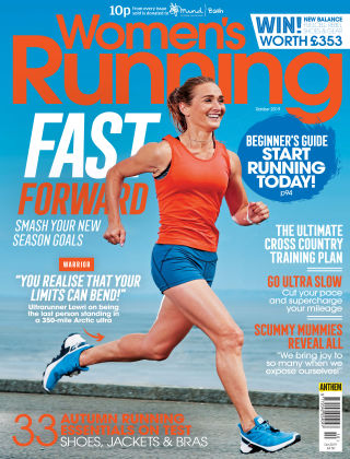 Women's Running Issue 118